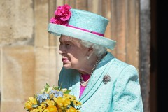 全球在位最久君王 英女王慶93歲生日