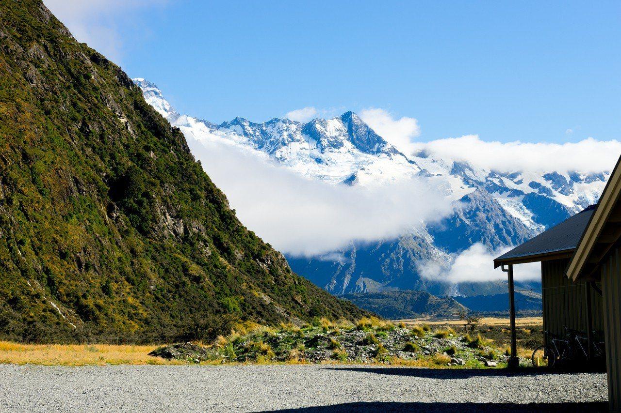 紐西蘭。 圖/ingimage