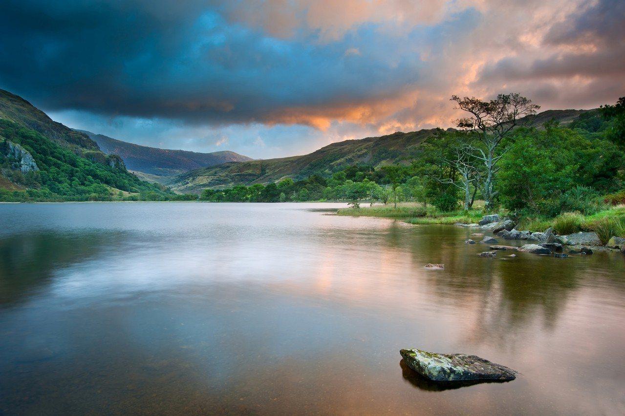 史諾多尼亞國家公園(Snowdonia National Park)。 圖/in...