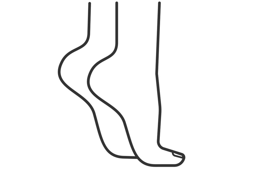 我最推薦的骨頭鍛練法就是「蹬腳跟」及「迷你跳躍」這兩種方法。 圖/ingimag...