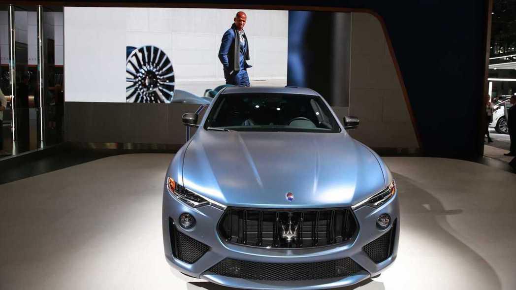 Maserati這次找來Ray Allen為Levante GTS站台。 摘自M...
