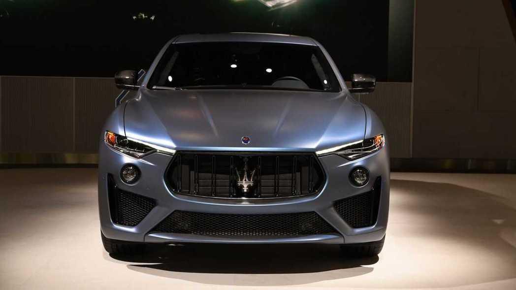 Levante GTS One of One。 摘自Maserati
