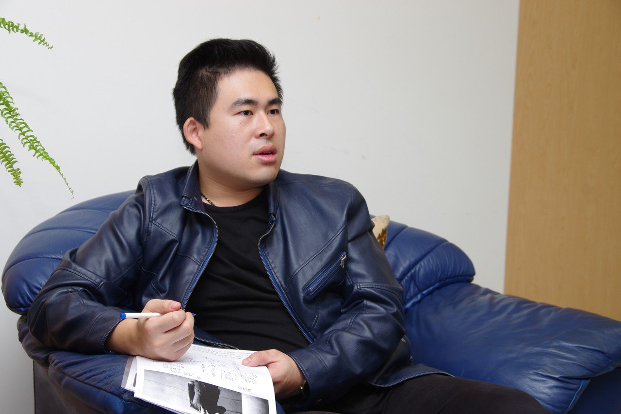 王炳忠。 圖/聯合報系資料照 記者程嘉文/攝影