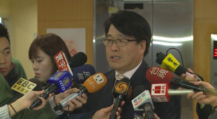台灣民意基金會董事長游盈隆。本報資料照片