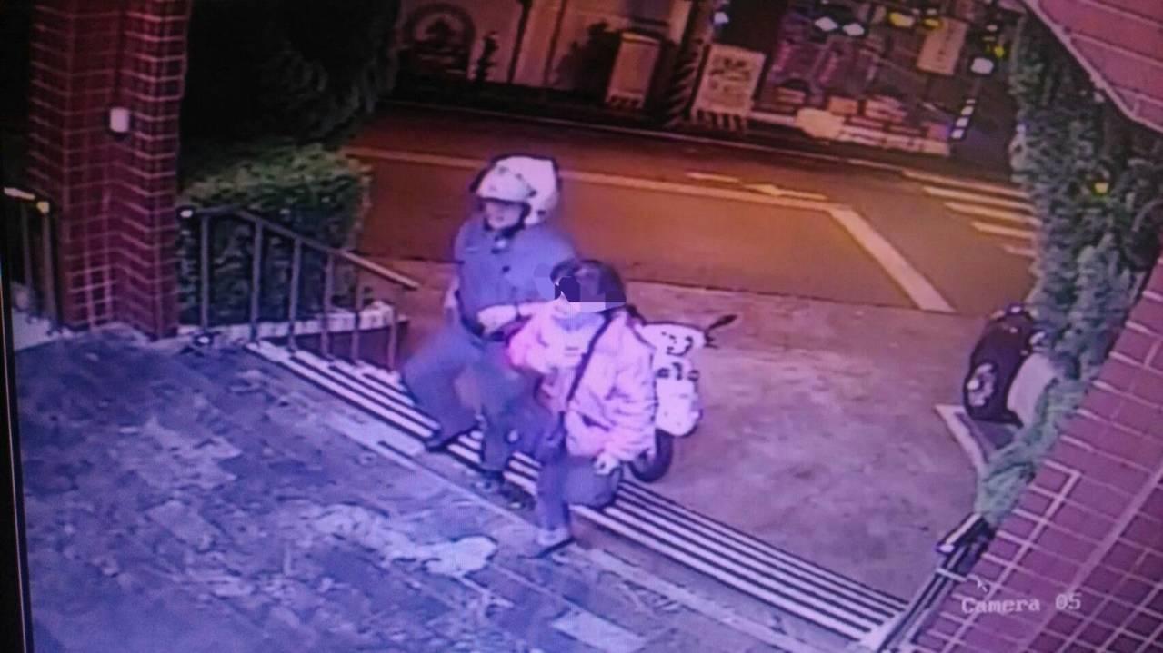 台南市吳姓婦人涉偽造文書案遭通緝,被警方查獲法辦。記者黃宣翰/翻攝