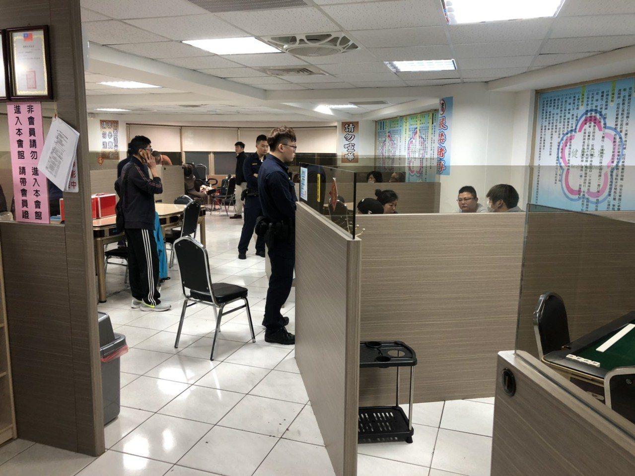 因涉賭已被勒令解散的前「中華麻將競技協會」,三重分會原址改稱「中華運動協會-三重...