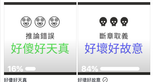 鴻海董事長郭台銘發起投票,要網友評論總統蔡英文說「沒有民主只能要飯吃」,到底是「...