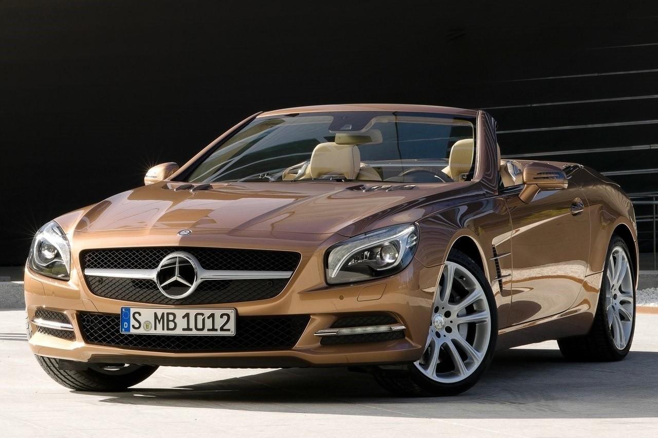 新世代Mercedes-Benz SL-Class性能將大幅提升!