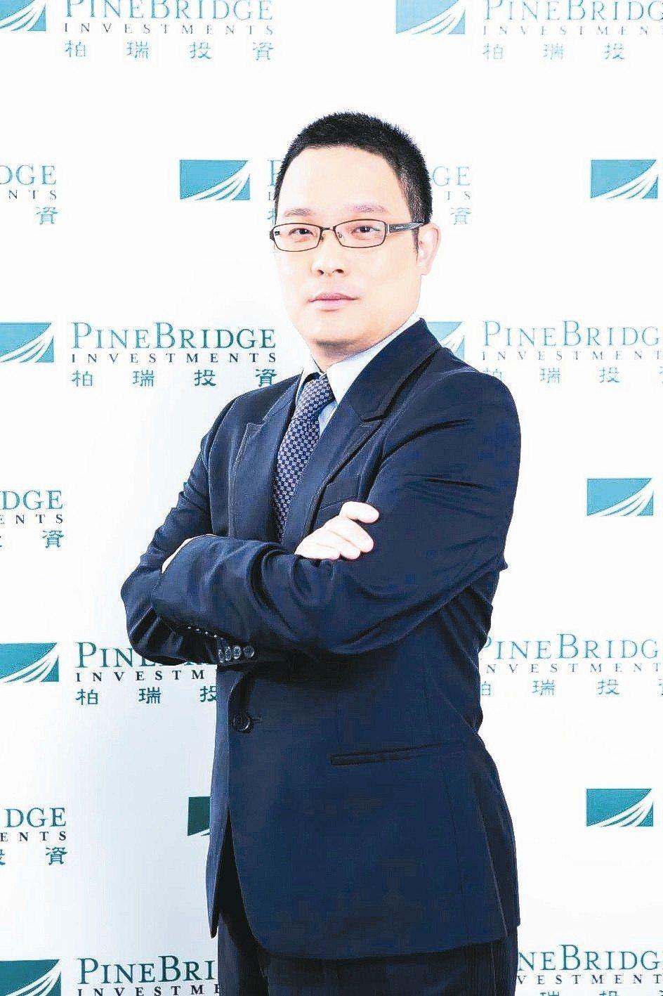 柏瑞中國A股量化精選基金經理人方定宇。 柏瑞投信/提供