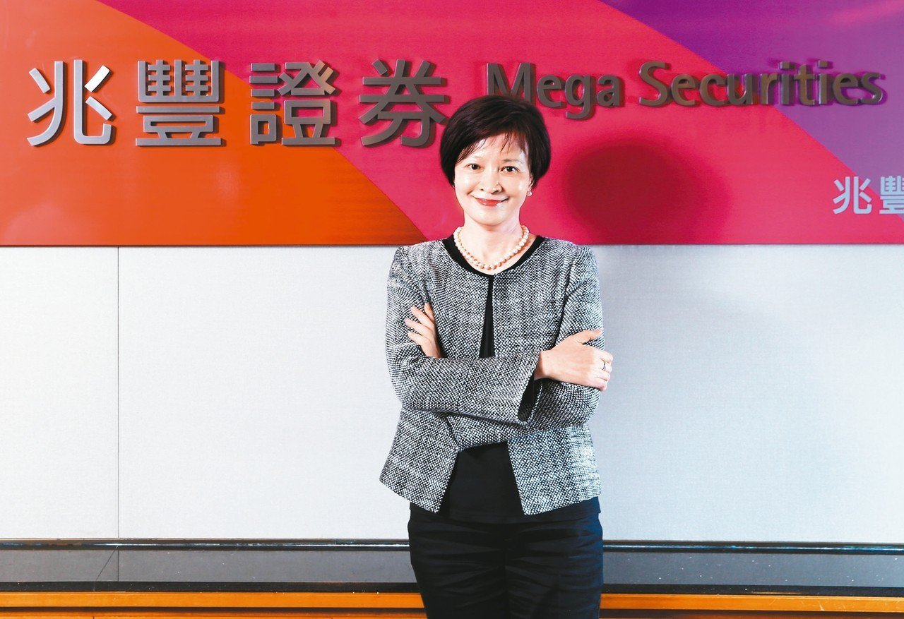 兆豐證券董事長陳佩君 記者許正宏/攝影