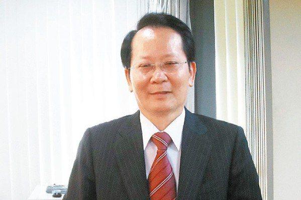 承業醫董事長李沛霖 (本報系資料庫)