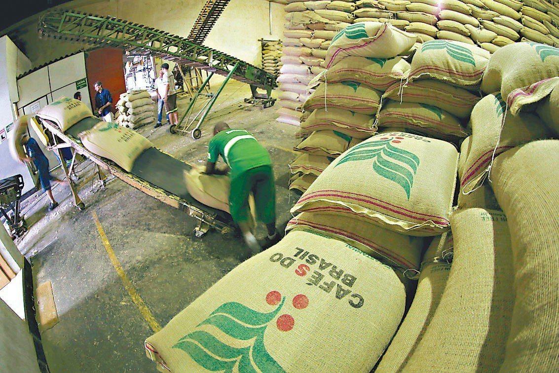 巴西咖啡豆(路透)