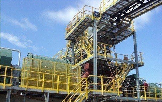 鑫業貴金屬將與寮國大型礦業公司合作生產環保煉金。 鑫業貴金屬/提供