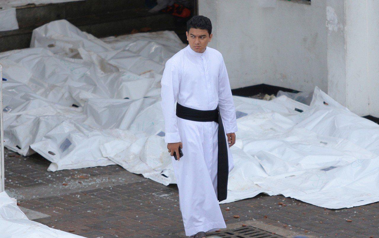 斯里蘭卡復活節連環爆,凸顯宗教衝突持續升溫。記者/魏碧洲攝影