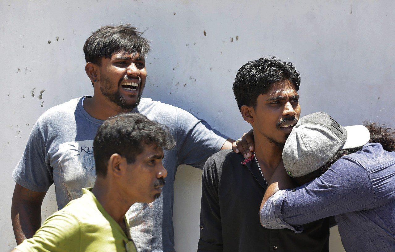 連環爆炸案也凸顯出這個南亞島國的宗教緊張局勢。 美聯社