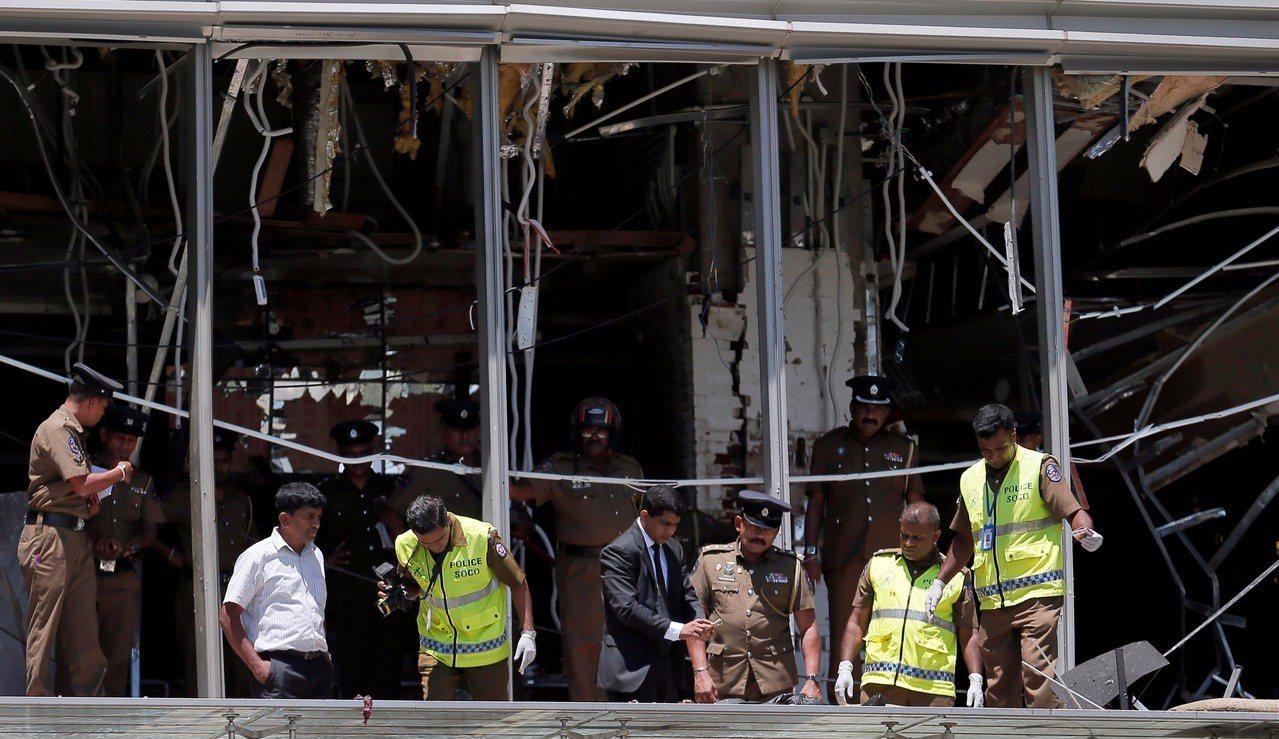 斯里蘭卡長久以來一直面臨族群和宗教衝突問題。 路透社