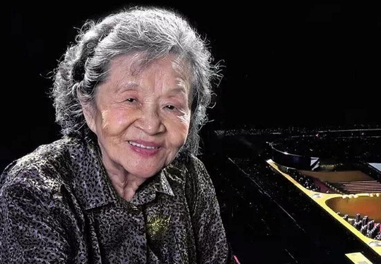 曾參與創作《梁祝》,中國第一代鋼琴家巫漪麗逝世。圖/取材自微博