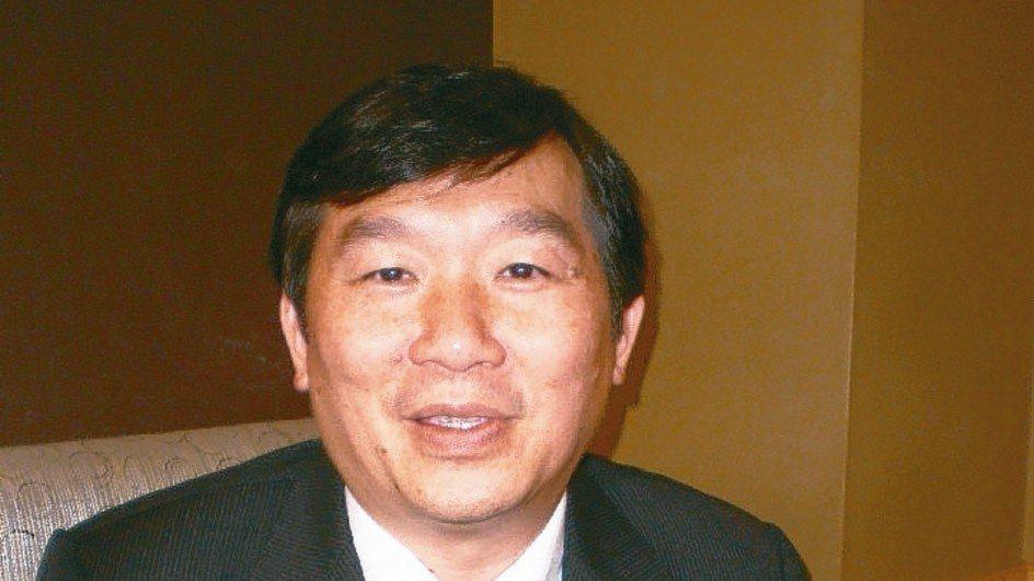 亞電董事長李建輝。 本報資料照片