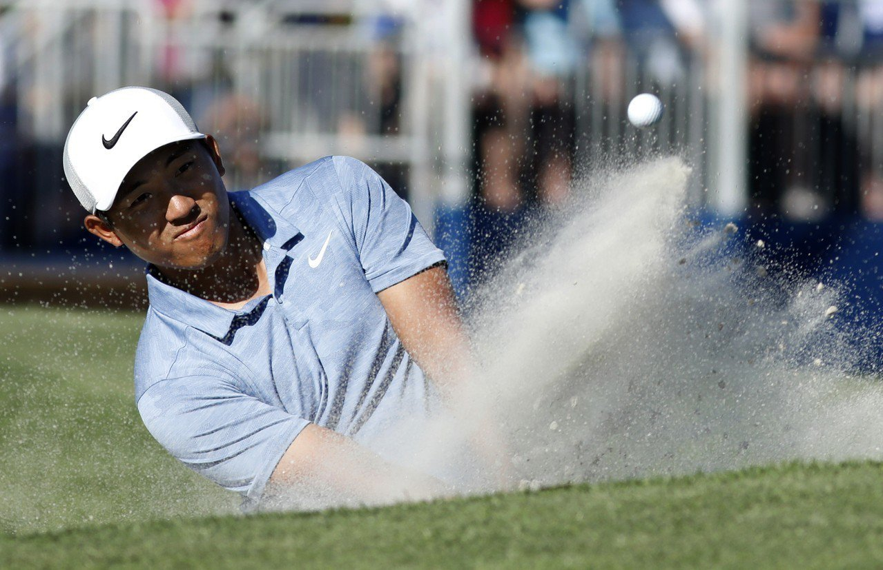 潘政琮在美國RBC傳承高球賽(RBC Heritage)抱回生涯首座PGA冠軍。...