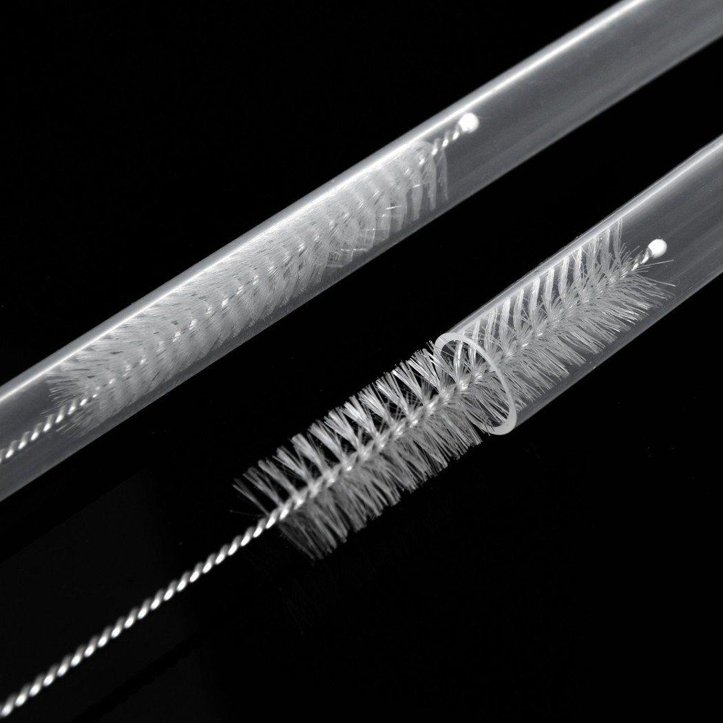 慕名公司的環保吸管,保留與塑膠吸管相同的透明度,同時具有軟硬度適中、不沾性極佳、...
