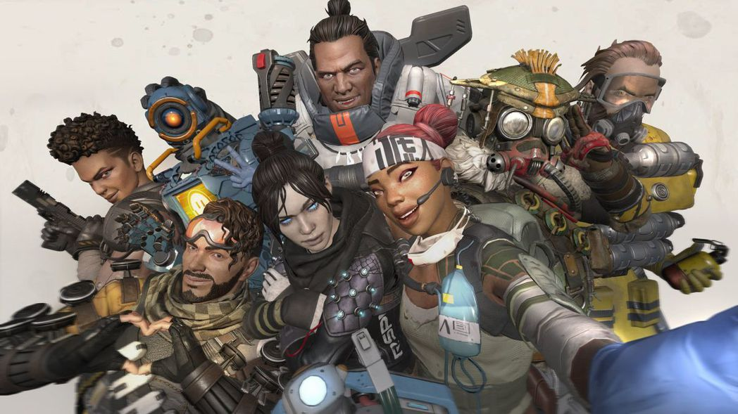 《APEX 英雄》(Apex Legends)