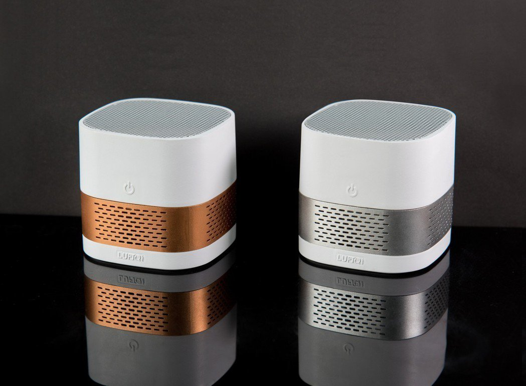 結合台灣軟硬體優勢,外型設計時尚簡約,讓Luft Cube空氣淨化器有業界APP...