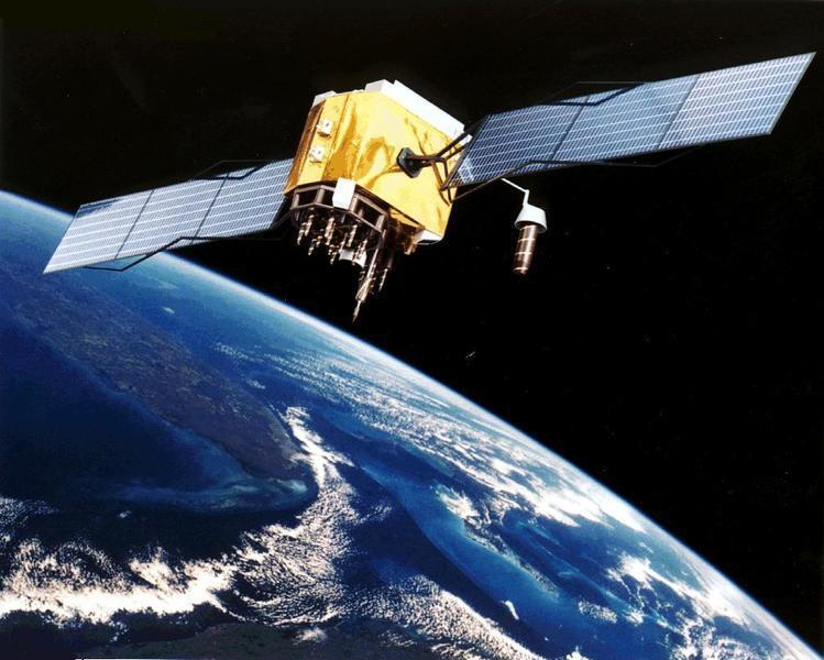 中國近日發射該國定位系統衛星,試圖在未來挑戰美國GPS的獨霸地位。(Photo ...