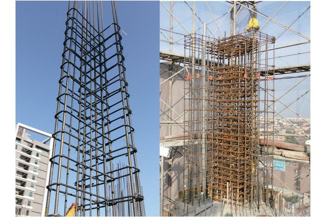 以完備的前置規畫作業,以及加工廠配件化加工成型,替代工地現場施工困難的綁紮作業,...