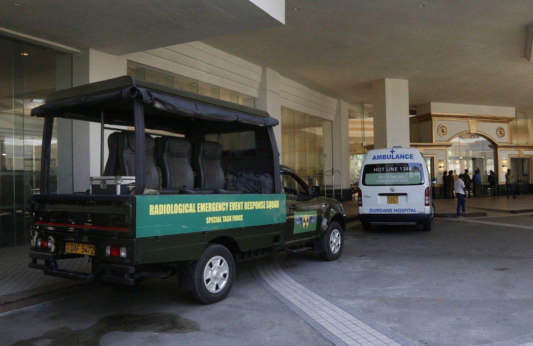 斯里蘭卡21日發生連環爆炸的案發地點之一肉桂大酒店(Cinnamon Grand...