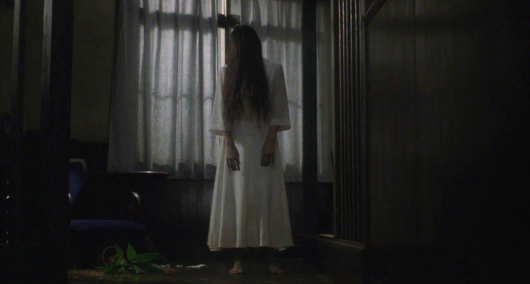 貞子是「七夜怪談」最嚇人的焦點。圖/摘自imdb