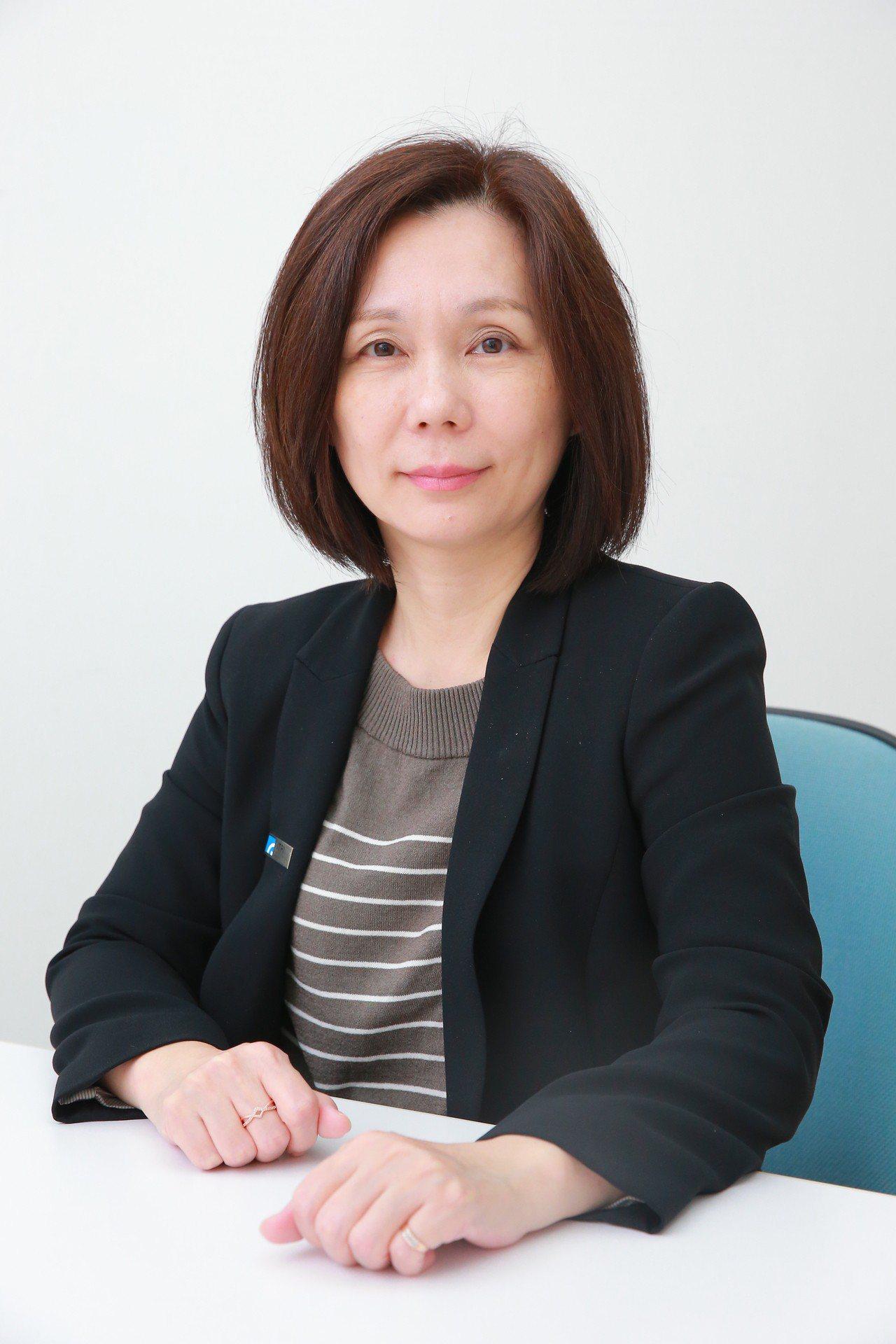 工研院產業學院新任執行長周怡君。工研院/提供