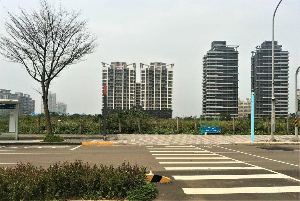 淡海新市鎮 記者游智文/攝影
