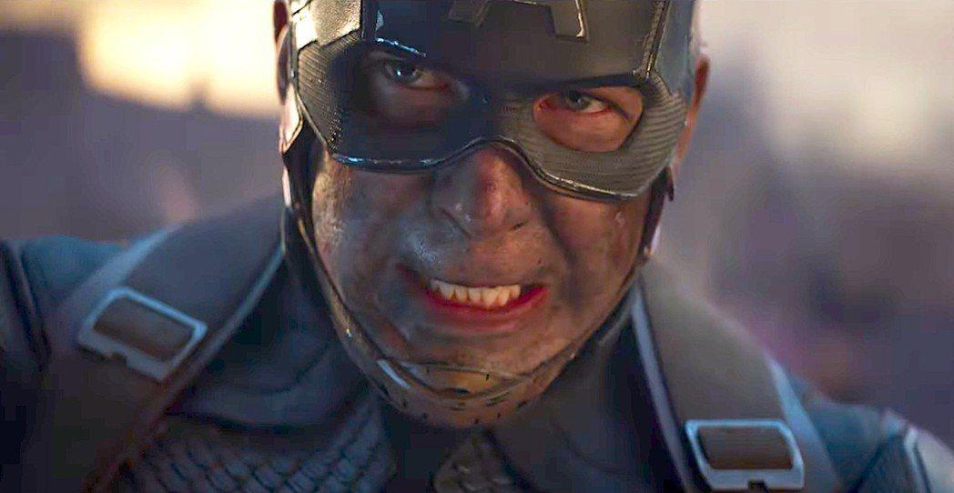 「美國隊長」被認為是外界最有可能陣亡的超級英雄。圖/預告截圖