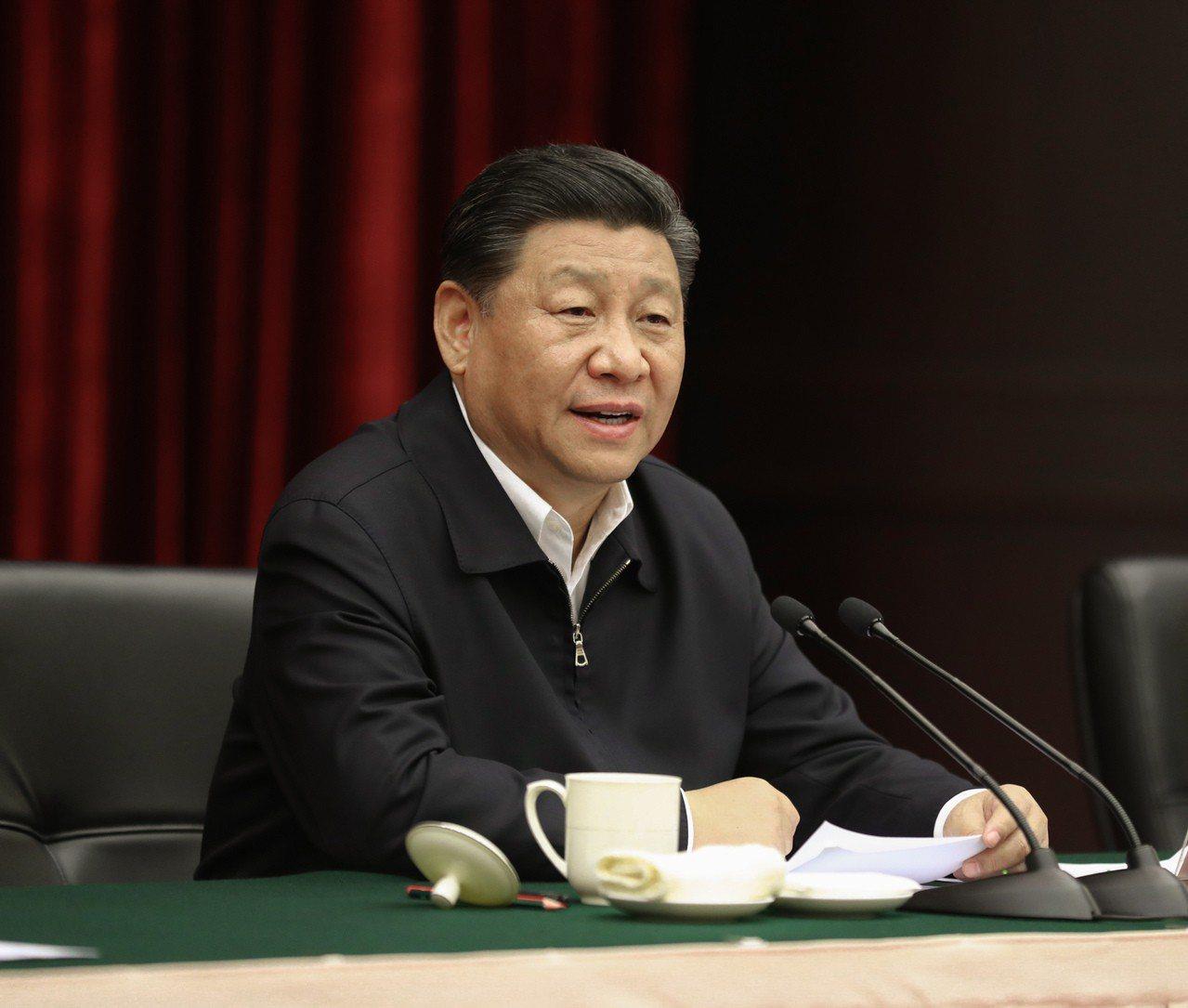 中國國家主席習近平希望透過「一帶一路」實現他的「中國夢」。新華社