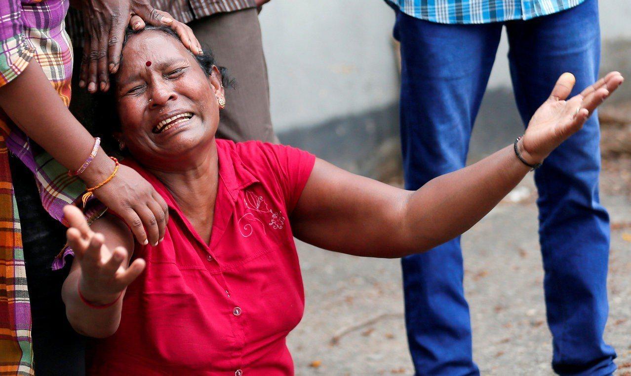 南亞國家「印度洋珍珠」斯里蘭卡,21日復活節發生嚴重的「連環爆炸事件」,首都可倫...