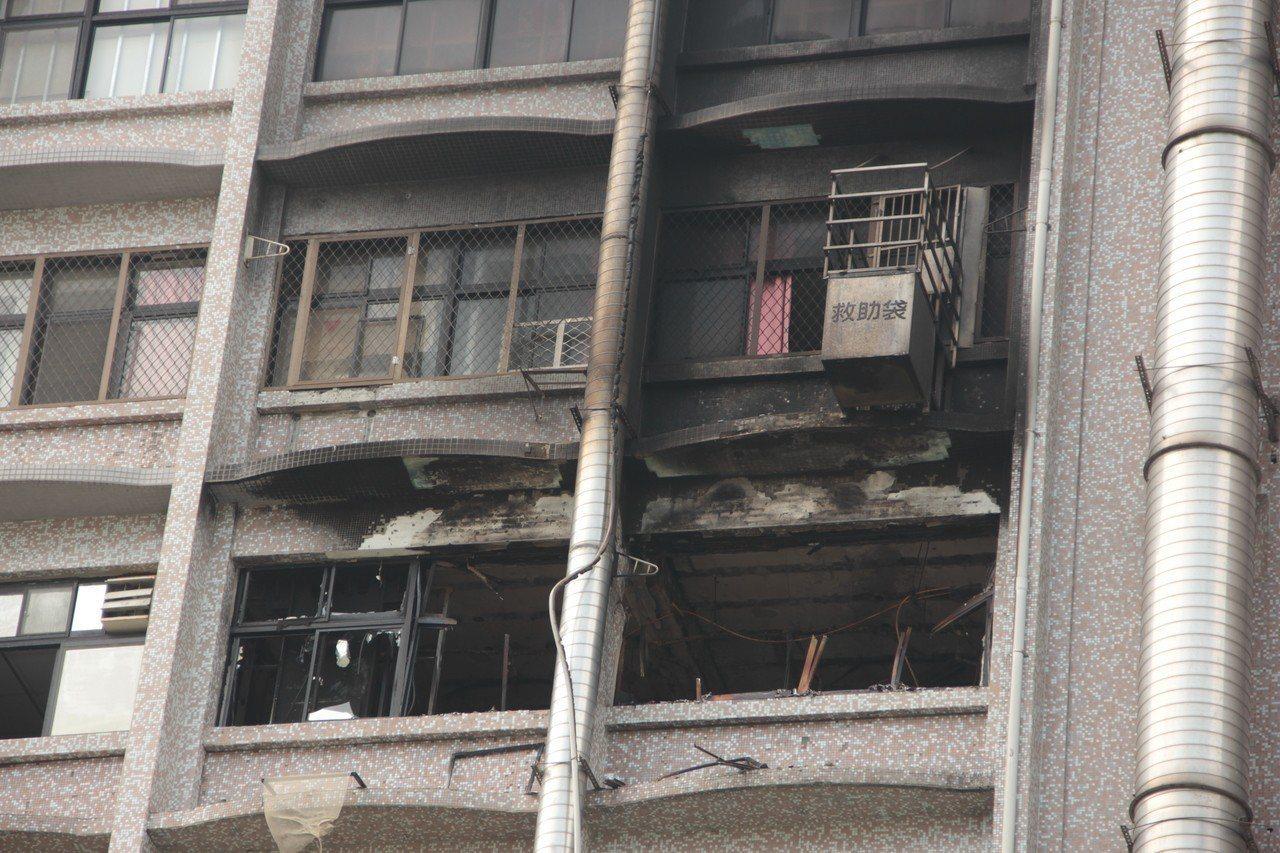 台北醫院去年8月大火,院長徐錦池被控沒有做好監督者,也該為火災死傷負起刑責,但新...