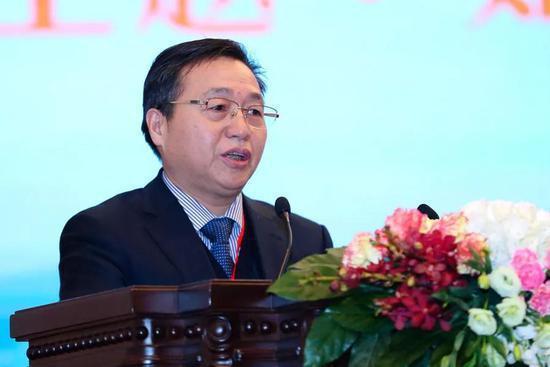 中國銀行董事長陳四清,傳出將接任工商銀行董事長。照片/中新網