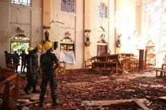 斯里蘭卡爆炸案 本土穆斯林激進組織疑為主嫌