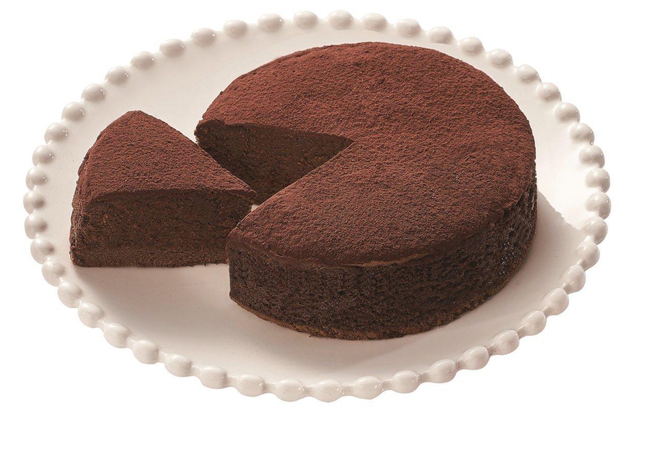 JOYCE巧克力工房布朗尼,售價259元。圖/21PLUS提供