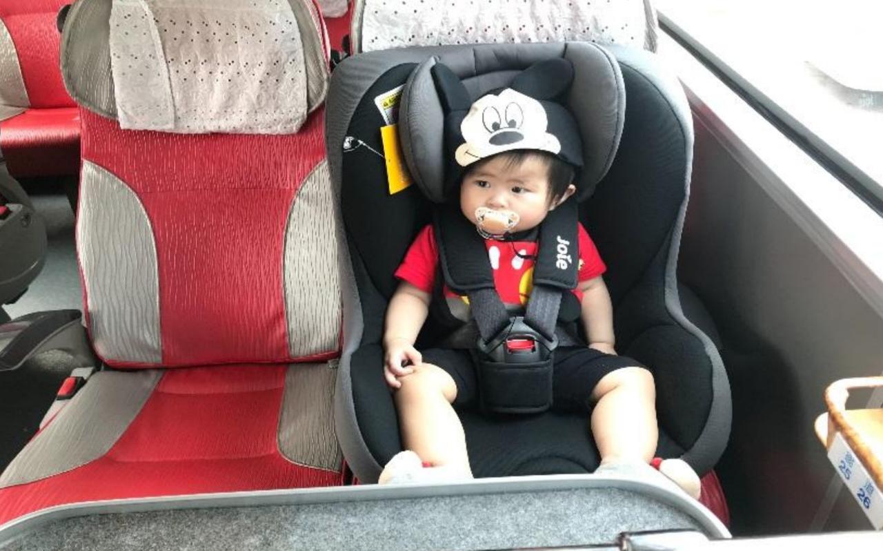 國光客運圓山-礁溪的直㟵新路線啓航,祭出2天免費搭乘,更首創針對1歲以上嬰幼兒,...