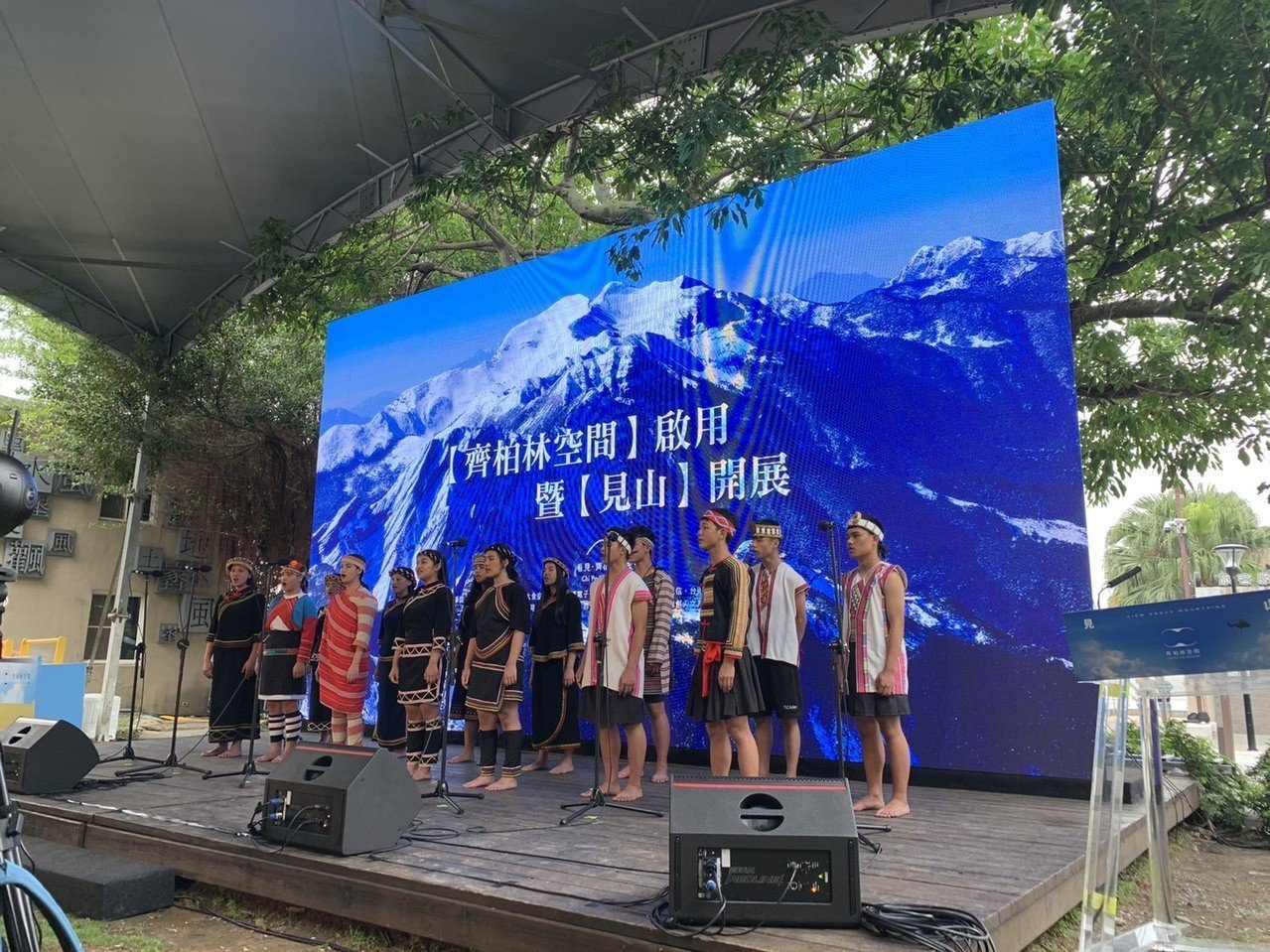 齊柏林導演記錄台灣環境,引起各界迴響。 圖/聯合報系資料照片