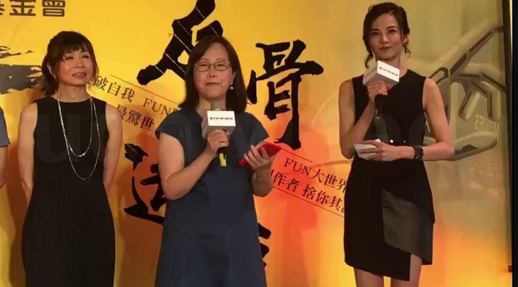 作家廖玉蕙。 影片截圖