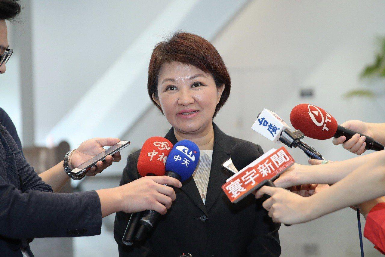 台中市長盧秀燕。記者洪敬浤/攝影