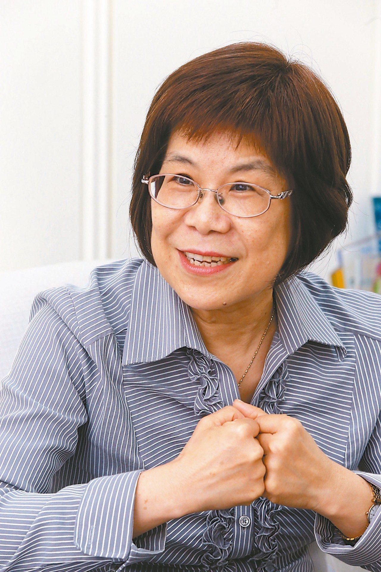 彰銀董事長凌忠嫄 (本報系資料庫)