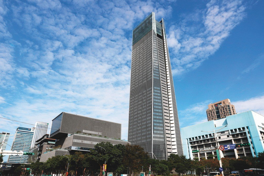 圖為「台北南山廣場」。 圖/南山提供
