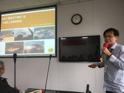 台灣木建築產業研究院為全國性社團,理事長陳啟仁表示,我們是一個跨越學術、設計、工...
