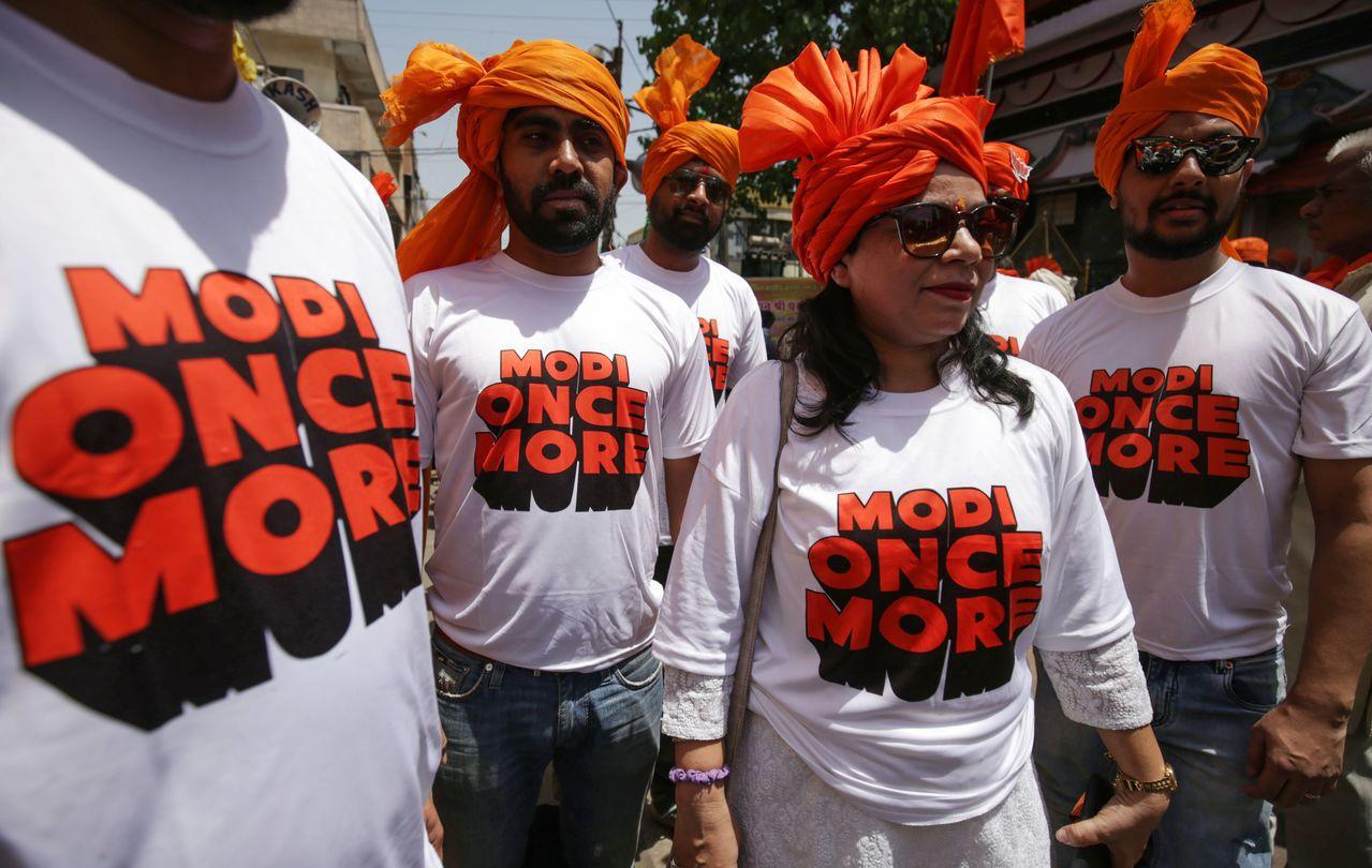 印度國會大選分成7個階段,「超級星期二」將選出15個省的117席國會議員,是7個...