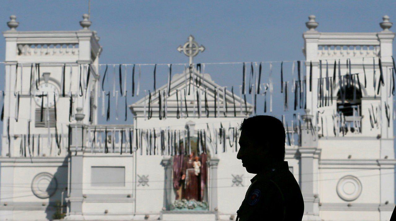 斯里蘭卡週末發生連串自殺炸彈攻擊事件,警方透露,有一對出身首都可倫坡富裕商家的穆...