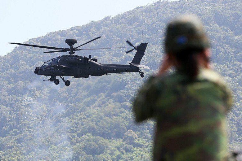 先說結論,中華民國軍法依然健在,尚未廢除 圖/聯合報系資料照