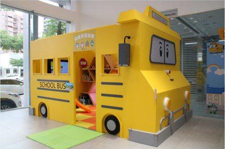 爸媽快帶小朋友來賞車!POLI School Bus校車哥哥駛進HYUNDAI展間